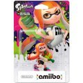 amiibo Splatoon Series Figure (Inkling Girl)