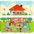 New Nintendo 3DS Cover Plates No.062 (Doubutsu no Mori: Happy Home Designer)