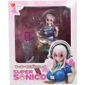 Nitro Super Sonic: Super Sonico Office Lady Ver.