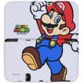 Rubber Coat Cover for New 3DS LL (Mario)