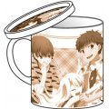 Fate/stay Night Mug Cup with Cover: Fate Heroine