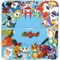 Youkai Watch TPU Cover for New 3DS (Light Blue)