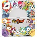 Youkai Watch TPU Cover for New 3DS LL (Clear)