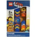 Lego Movie Minifigure Link Watch: Emmet