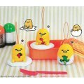 Gudetama Lunch Motif Mascot: Broccoli (C)