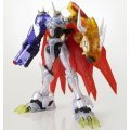 Digimon Adventure 1/18 Scale Model Kit: Digimon Reboot Omegamon Special Clear Color Ver.