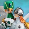 G.E.M. Series Digimon Adventure: Angemon & Takaishi Takeru