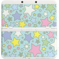 New Nintendo 3DS Cover Plates Pack (Colorful Star)