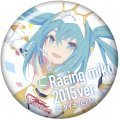 Hatsune Miku GT Project Can Strap 5: Hatsune Miku Racing Ver. 2015