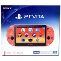 PS Vita PlayStation Vita New Slim Model - PCH-2006 (Neon Orange)