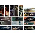 Star Wars Chara-Pos Collection -Vehicles- (Set of 8 pieces)