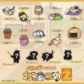 Neko Atsume Joint Acrylic Collection -Joicolle- Part 2 (Set of 14 pieces)
