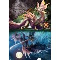 Monster Hunter X Clear File Set: Main Monster