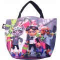 Splatoon Ikasu Lunch Tote Bag with Pouch [Boy]