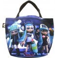Splatoon Ikasu Lunch Tote Bag with Pouch [Girl]