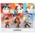 amiibo Super Smash Bros. Series Figure (Mii Brawler 3-Pack)