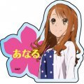 Ano Hi Mita Hana no Namae wo Bokutachi wa Mada Shiranai the Movie Acrylic Badge (Set of 12 pieces)
