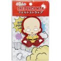 Purisshu One-Punch Man Felt Strap: Saitama