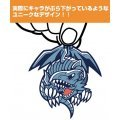 Yu Gi Oh! Duel Monsters Tsumamare Keychain: Blue Eyes White Dragon