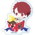 Star-Mu Acrylic Badge Charapre Ver. (Set of 12 pieces)