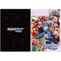 Megaman A4 Clear File: Megaman Classics Collection