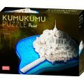 World Heritage Kumkum Puzzle: Paint Mont Saint-Michel