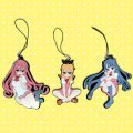 Koesta Rubber Strap Collection (Set of 3 pieces)