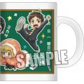 Attack on Titan Junior High Full Color Mug