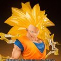 Figuarts Zero Dragon Ball Super: Super Saiyan 3 Son Goku