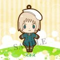Hetalia Rubber Strap Collection: Hetalia 3 Renewal Ver. (Set of 8 pieces)