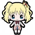 Hello!! Kiniro Mosaic Moekko Trading Rubber Strap (Set of 10 pieces)