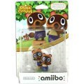 amiibo Animal Crossing Series Figure (Timmy and Tommy)