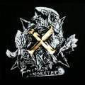 Monster Hunter X T-shirt: Four Main Monsters (XL Size)