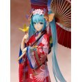Vocaloid 1/8 Scale Pre-Painted Figure: Hatsune Miku -Hanairogoromo-