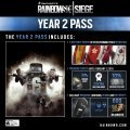 Tom Clancy's Rainbow Six Siege - Season Pass Year 2 [DLC]