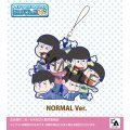 Toys Works Collection 2.5 Sisters Osomatsu-san Rubber Strap (Set of 2 pieces)