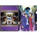 Ace Attorney 6 A4 Clear File (Set of 2 pieces)