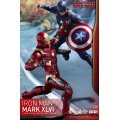 Captain America Civil War 1/6 Scale Collectible Figure: Iron Man Mark XLVI