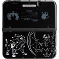New Nintendo 3DS LL [Solgaleo & Lunala Edition] (Black)