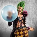 One Piece Excellent Model Portrait of Pirates Limited Edition 1/8 Scale Pre-Painted Figure: Bartolomeo Kai
