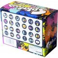 Splatoon Can Badge: Gear Power (Set of 24 pieces)