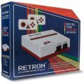 NES Hyperkin RetroN 1 Console (FC Super Loader) (Red/White)