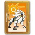 Pocket Monster Card Case 24 for 3DS (Solgaleo)