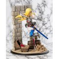 Hourou Yuusha wa Kinka to Odoru 1/8 Scale Pre-Painted PVC Figure: Rachel