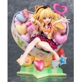 The Idolm@ster Cinderella Girls 1/8 Scale Pre-Painted Figure: Rika Jougasaki Charisma Chibi Girl Ver.