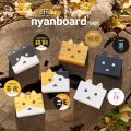 cheero Power Plus Nyanboard Version Chatora (6000mAh)