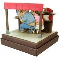 Miniatuart Kit Studio Ghibli Mini Spirited Away: Parents Become Pigs
