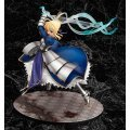 Fate/stay Night 1/7 Scale Pre-Painted Figure: Saber -Triumphant Excalibur- (Re-run)