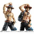 Variable Action Heroes DX One Piece Portrait Of Pirates x VAH 1/8 Scale Pre-Painted Figure: Portgas D. Ace