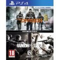 Tom Clancy's Rainbow Six Siege + The Division Double Pack